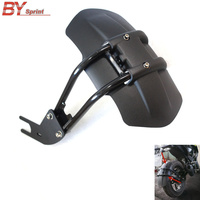 Motorcycle ABS Plastic Accessories Rear Fender Bracket Mudguard Protective Cover For kawasaki Z650 Z750 Z800 Z900 VERSYS X300