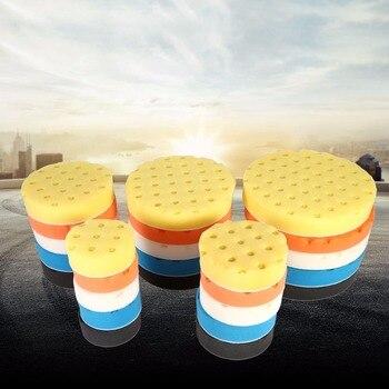 5pcs/set 5/6/7 Inch Car Smart Washing Polishing Sponge Buffer Pad Set for Car Polisher Car Wash Maintenance Tools 5 Colors HOT