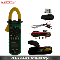 MASTECH MS2008B Digtal 클램프 미터 빛 온도 주파수 테스