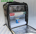 """PK-76C: Pizza Delivery Backpack, Thermal Bags, Food Take out Box, Driver Equipment, Waterproof Food Bag, 16"""" L x 15"""" W x 18"""" H"""