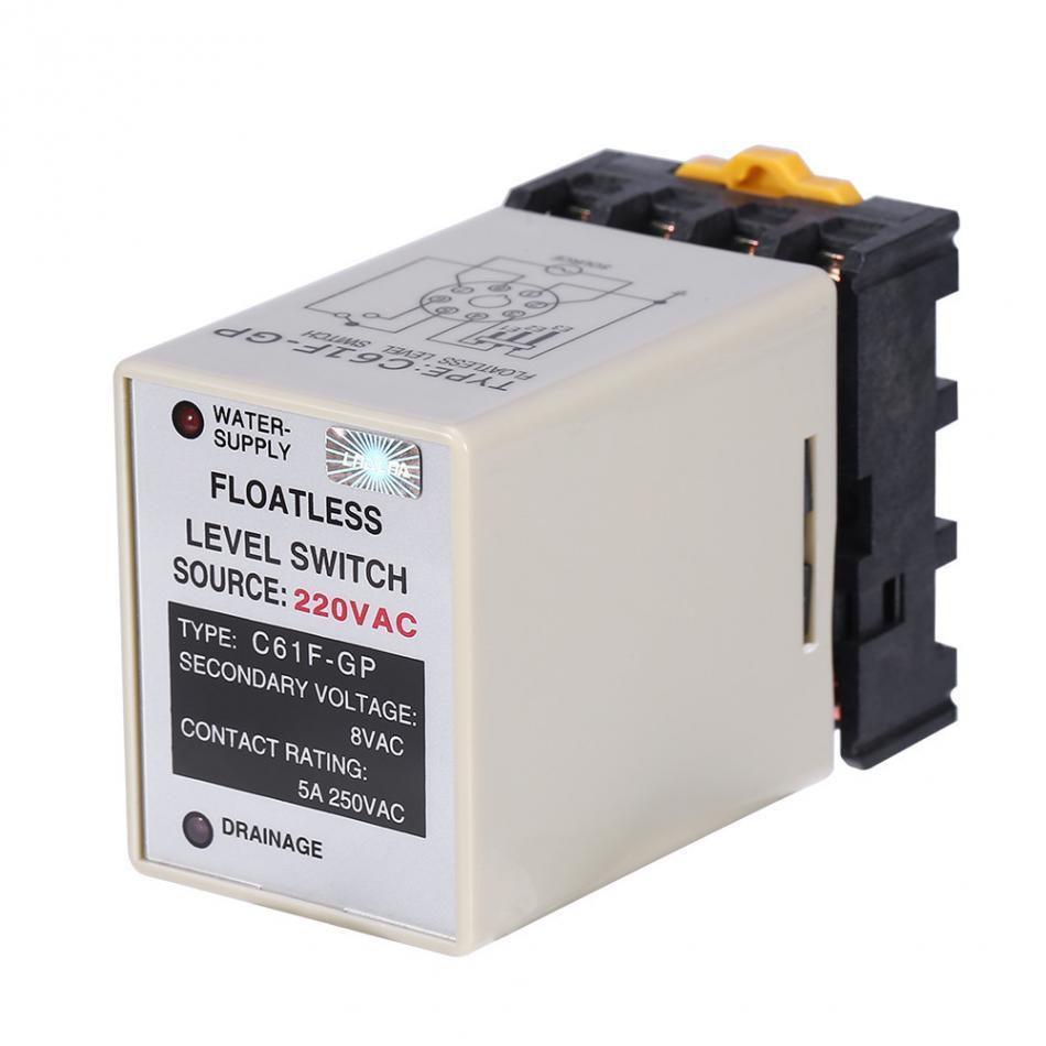 C61f Gp Ac220v 50  60hz Liquid Floatless Level Switch