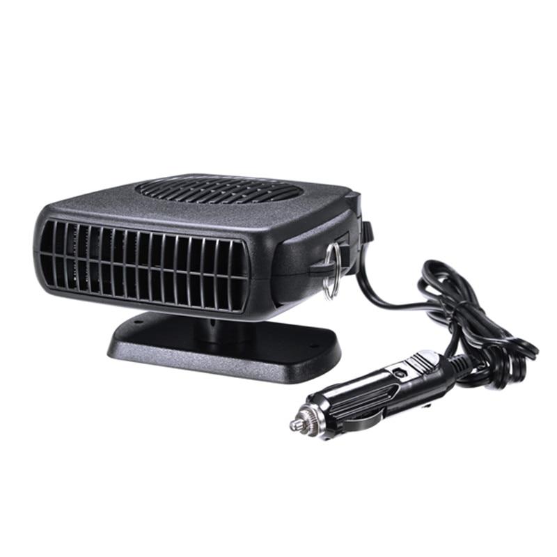 Car Fan Heater Electric Heating 12V 150W Auto Heater Air ...