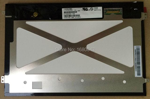 "Free shipping CLAA101FP07 1920X1200 XG 10.1"" eDP 30 pin IPS LCD Screen Display Laptop LCD LED Screen Panel"