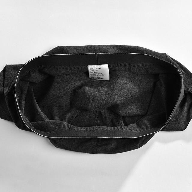 boxer mens underwear cotton  5