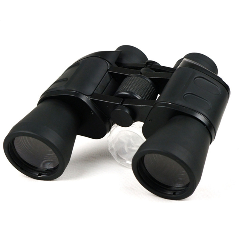 Binoculars Telescope P 10X50WA 137M/1000M Hd wide-angle Central Zoom Portable LLL day an ...