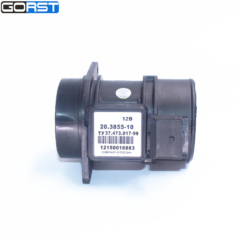 GORST Car/Automobiles MAF Mass Air Flow Meter Sensor FOR VOLGA GAZ HYUNDAI 5WK96351, 20.3855-10 ,TY37.473.017-99,99,20385510