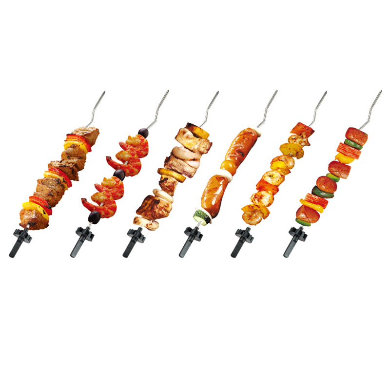 Image 5 - Wonderper Vertical Rotisserie Oven Electric Grill Countertop Oven Shawarma Machine Rotisserie Grill-in Rotisseries from Home Appliances
