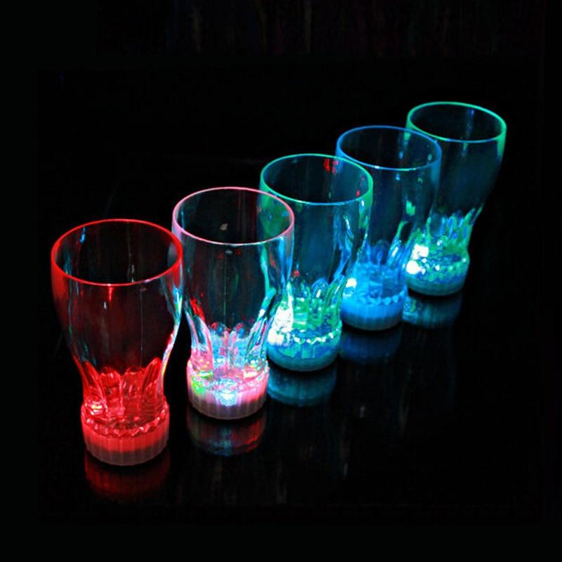 10pcs / lot Novetly LED bljeskalica za pivo za kuhinju, blagovaonicu - Za blagdane i zabave - Foto 3