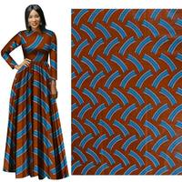 African special suit dress clothing fabric new printed cotton fabric high quality batik craft 100% cotton comfortable breathable