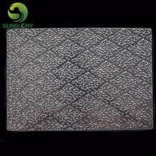 6PCS Floral Texture Sheet Set Sugar Craft Decoration Texture Mat For Cookie Cupcake Fondant Cake Mold Baking Tools For Cakes
