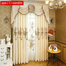 European luxury custom embroidered blackout curtains for Living Room window curtain Bedroom Window curtain kitchen luxury drapes custom european luxury purple embroidered blackout curtains for bedroom window curtain living room window curtain kitchen hotel