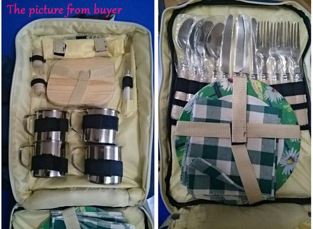Picnic Cutlery Bag