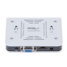 Аудио VGA к HDMI 1080 P Full HD HDTV Видео коробка адаптера конвертера для ноутбука ПК компьютера/HDTV/ноутбука в аудио видео кабель