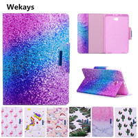 Wekays Case For Samsung Galaxy Tab A A6 10 1 2016 T585 T580 T580N T585N Cute