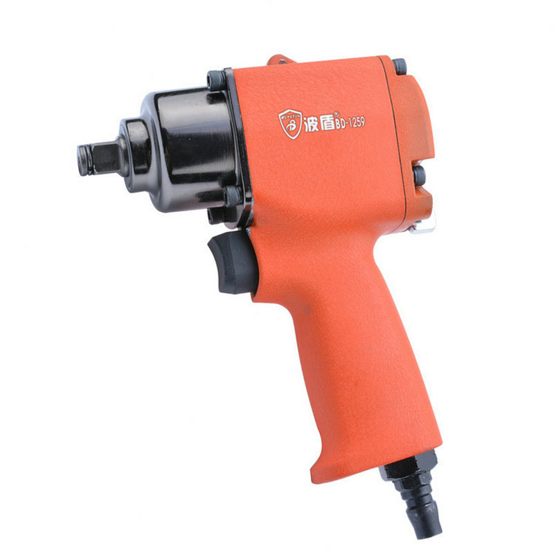 1/2 Double-hammer Pneumatic Air Impact Wrench Industrial Two-hammer 12.7mm Car Repairing Maintenance Tyre Repair Pneumatic Tool hammer lzk550l