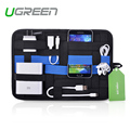 Ugreen Newest Digital Device Organizer Travel Storage Bag For iPhone Tablet Mobile Phone USB Cable Earphone Charger Power Bank