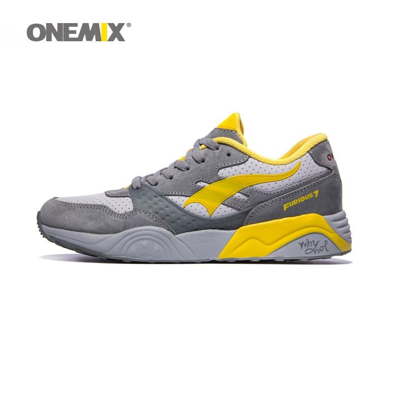 ONEMIX original Γρήγορα και μανιώδη 7 ανδρικά - Πάνινα παπούτσια - Φωτογραφία 6