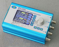 Free Shipping NC DDS Signal Generator Dual Channel Output Arbitrary Waveform Function Generator 200MSa S 0