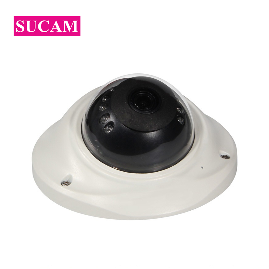 2Pieces Wide Angle 2MP 4MP AHD Dome Security Camera Indoor Full High Definition Mini Vandalproof Video Surveillance IR Camera2Pieces Wide Angle 2MP 4MP AHD Dome Security Camera Indoor Full High Definition Mini Vandalproof Video Surveillance IR Camera