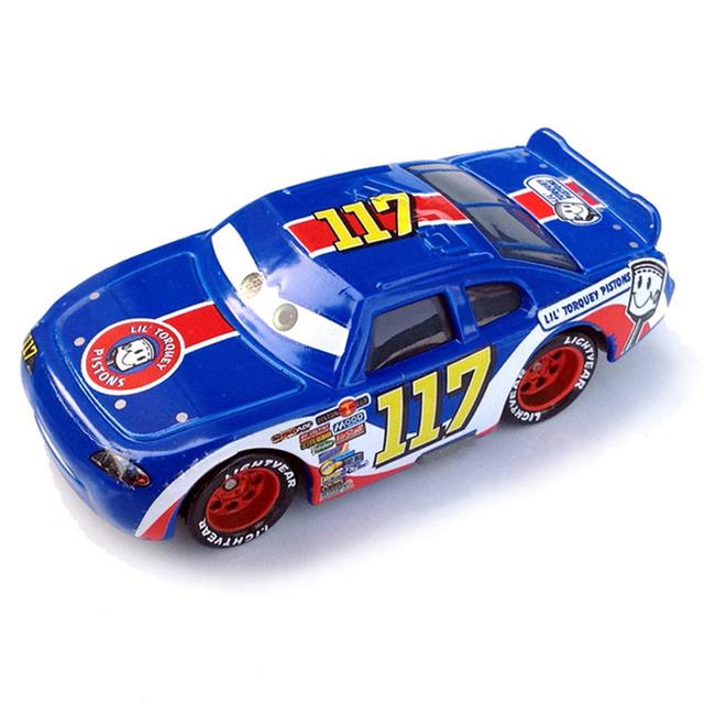 Disney Pixar Cars 2 – 22 Style Lightning McQueen Mater