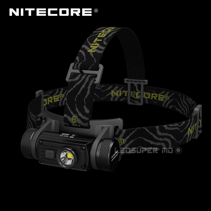 Best Selling Nitecore HC60 1000 Lumens CREE XM L2 U2 LED USB Rechargeable Headlamp with 3400mAh