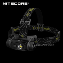 Içeren 3400mAh pil Nitecore HC60 CREE XM L2 U2 LED 1000 lümen USB şarj edilebilir kafa lambası