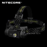 Best Selling Nitecore HC60 1000 Lumens CREE XM L2 U2 LED USB Rechargeable Headlamp With 3400mAh