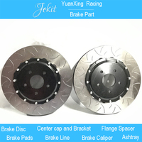 Jekit 330*28mm brake rotors with center bell pcd 5x100 center bore 68mm for Volvo xc90 front