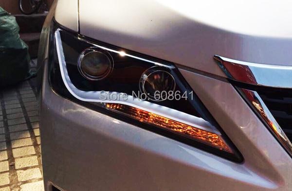 2012-13 il Camry Aurion TOYOTA LD V2 üçün LED şeridi - Avtomobil işıqları - Fotoqrafiya 4