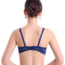 Embroidery Lace Embroidery Bra Brassiere Bra Push Up Bras