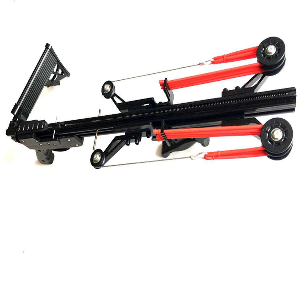Neptune 9 Rifle Slingshot Hunting Catapult Powerful Stainless Slingshot For Hunting and Shooting Semi automatic use Arrows 40BB in Bow Arrow from Sports Entertainment