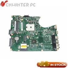 NOKOTION DA0BLFMB6E0 REV: E A000081230 Para Toshiba Satellite L750D L755D Laptop Mãe Soquete fs1 DDR3