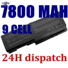HSW Laptop Battery For TOSHIBA PA3536U-1BRS PA3537U-1BRS PABAS100 PA3536 PA3536U Satellite P200-10G For Toshiba Equium P200 P300 стоимость