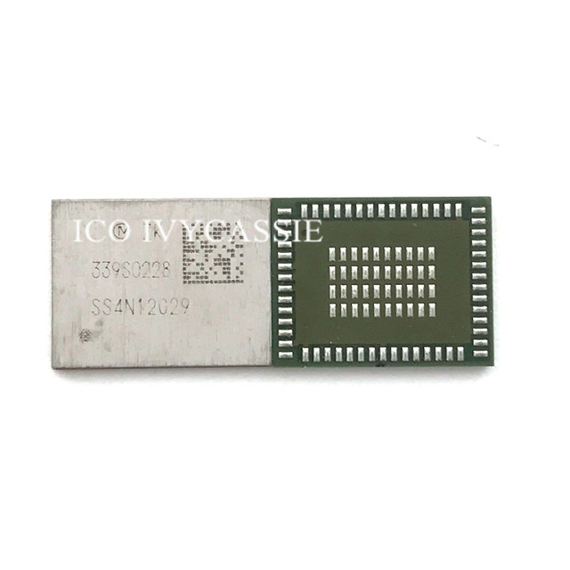 US $8 9 |339S0228 For iPhone 6 6Plus Wifi IC U5201 RF WLAN Module WI FI  chip High Temperature Type-in Integrated Circuits from Electronic  Components &