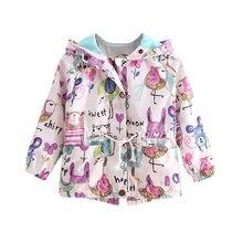 Baby Girl Jacket Long Sleeve Girls Jackets