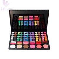 Pro Full 78 Color Makeup Eyeshadow Palette Fashion Eye Shadow Make Up Shadows Cosmetics