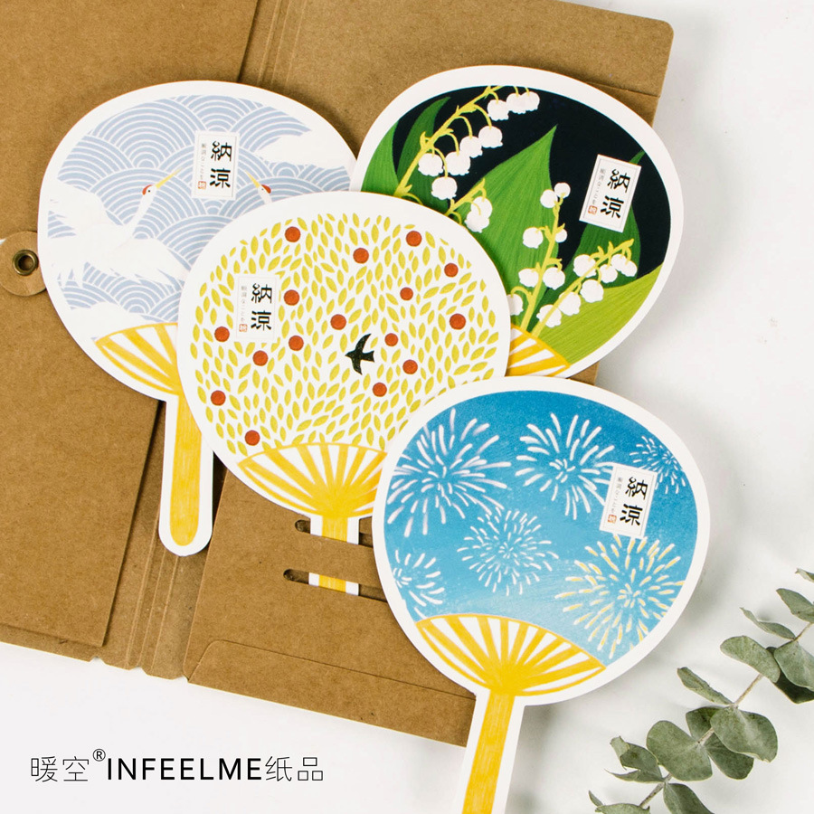 30 Pcs/lot Cool Summer Irregular Paper Postcards Special Design Greeting Cards Free Shipping