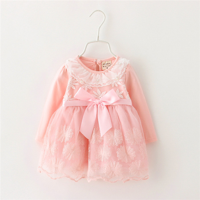 f1bbd0f0b Summer Style Baby Girl Dress Vestidos Baptism Dresses 1 Year Birthday Dress  Baby Girl Christening Gowns Elbise Disfraces 5520-in Dresses from Mother &  Kids ...