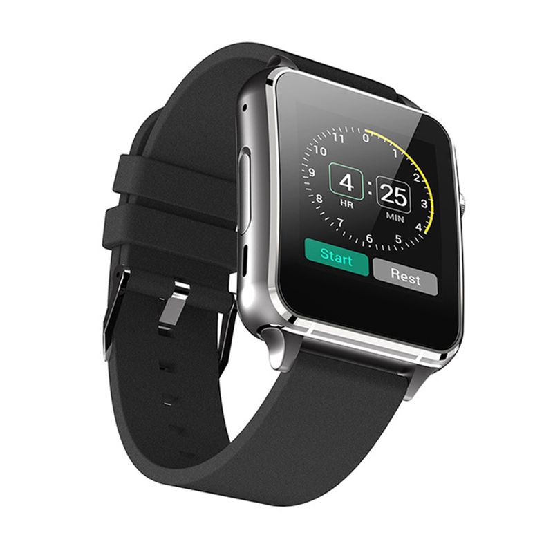 ФОТО 1.54 Inch 3D Touch Screen Bluetooth Smart Watch With Camera For Apple Support WhatsApp Heart Rate Monitor Wristwatch Smartwatch