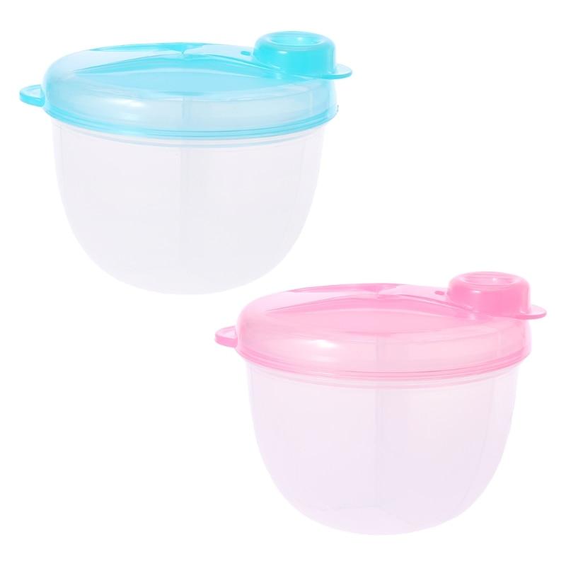 Aufbewahrung Von Säuglingsmilchmischungen Logisch Baby Milch Pulver Container Tragbare Formel Lebensmittel Lagerung Spender 3 Zelle Flasche Ju24 Drop Verschiffen