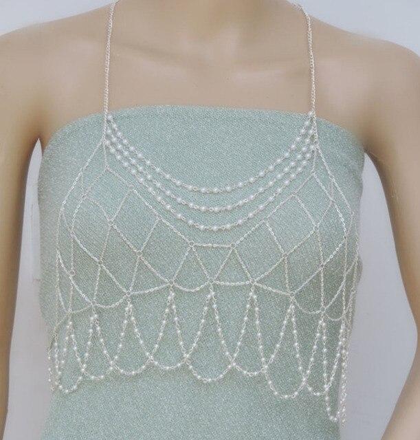 New Hot Fashion Beautiful Summer Sexy Elegant Sweet OL Popular Body Chain Statement Necklace Women Collier Choker Collar Jewelry