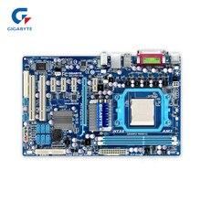 Gigabyte GA-770T-D3L Original Utilizado ATX Placa Madre de Escritorio 770 Socket AM3 DDR3 SATA2 USB2.0