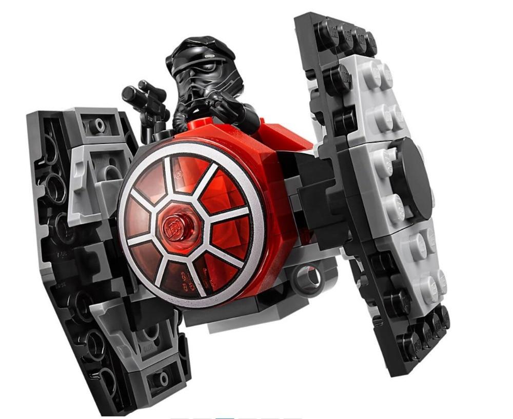 Bela 10894 Star Wars Series First Order Tie Fighter Microfighter Lego 7665 Republic Cruiser Qq20180806153737 Qq20180806153822 Qq20180806153829