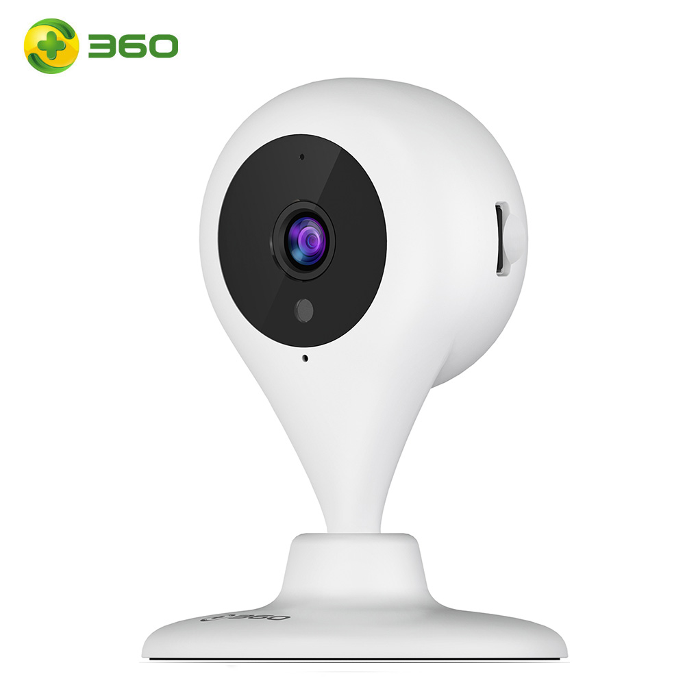 360 D606 дома Камера 1080 P Full HD Mini IP Wi-Fi капли воды Беспроводной инфракрасный безопасности Камера CCD обнаружения движения 2-способ аудио