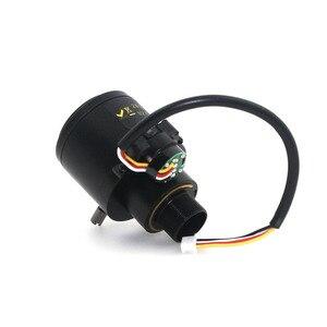 Image 5 - MP HD motorisé, 1/2, 7 pouces, 2.8 12mm, Varifocal F1.4 M12, infrarouge DC, lentille de caméra de sécurité automatique CCTV infrarouge