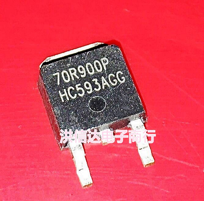 10pcs/lot 70R900P LCD Supply Tube TO-252 Package