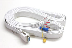 Оригинальный сабвуфер для получения кабеля/проводов/звеньев для Acoustimass AM6 AM10 AM15 системный входной кабель 6 метров