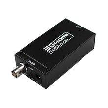 Mini 3G konwerter HDMI na SDI Adapter HD na BNC SDI/HD SDI/3G SDI 1080P multimedialny konwerter wideo HD przenośny mały rozmiar