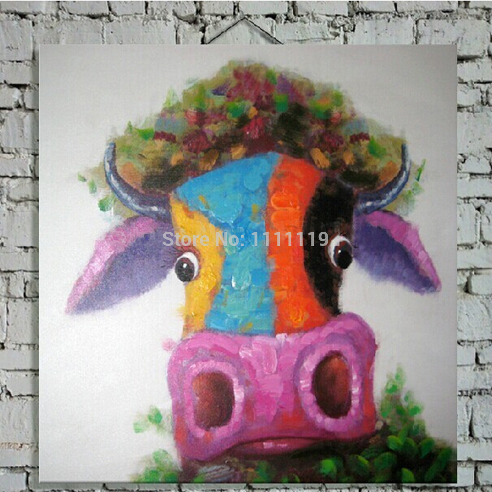 compare prices on funny cow art online shopping buy low price