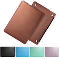 Silk Leather Surface Hard Case Fo rMac book 13.3 15.4 inch Laptop Protector Case For Macbook Air Pro 13 11 12 15 Pro with Retina